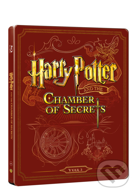 Harry Potter a tajemná komnata Steelbook - Chris Columbus