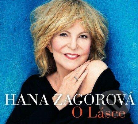 Hana Zagorová: O lásce - Hana Zagorová