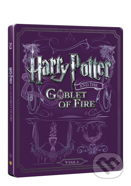 Harry Potter a ohnivý pohár Steelbook - Mike Newell