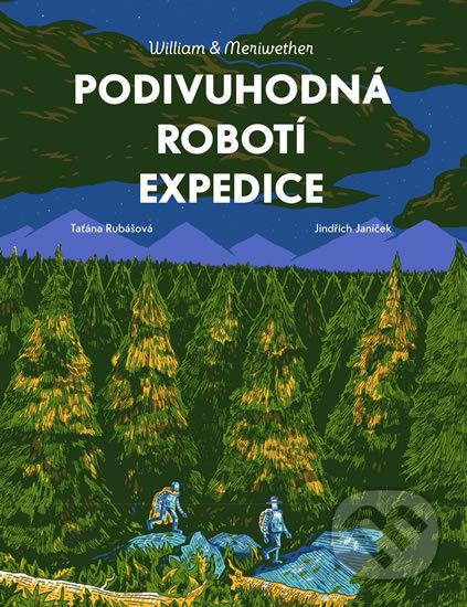 Fatimma.cz William & Meriwether - Podivuhodná robotí expedice Image