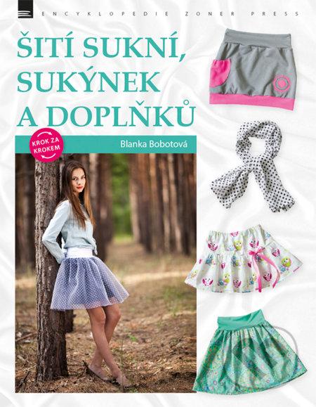 7a437666889d Kniha  Šití sukní