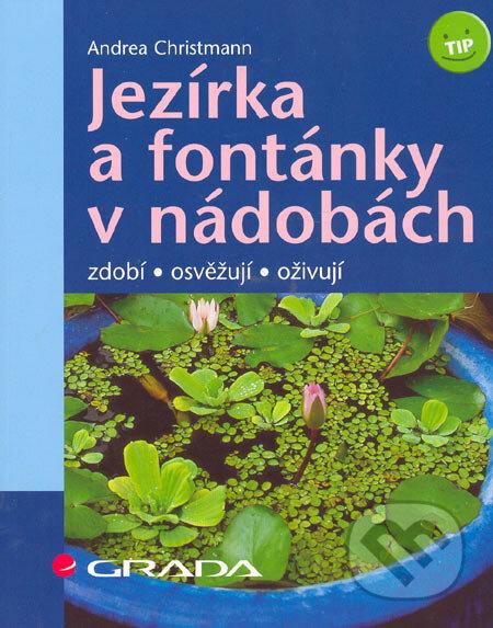 Fatimma.cz Jezírka a fontánky v nádobách Image