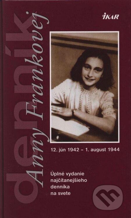 Bthestar.it Denník Anny Frankovej Image