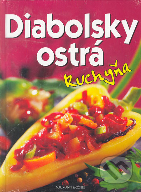 Fatimma.cz Diabolsky ostrá kuchyňa Image