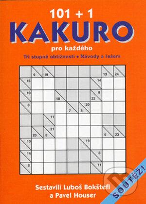 Interdrought2020.com 100+1 Kakuro pro každého Image