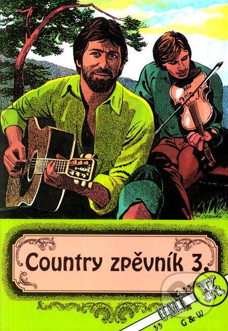 Country zpěvník 3 - G + W