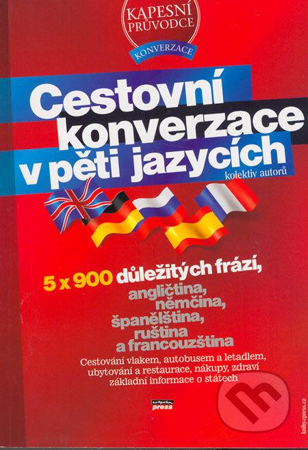 Newdawn.it Cestovní konverzace v pěti jazycích Image