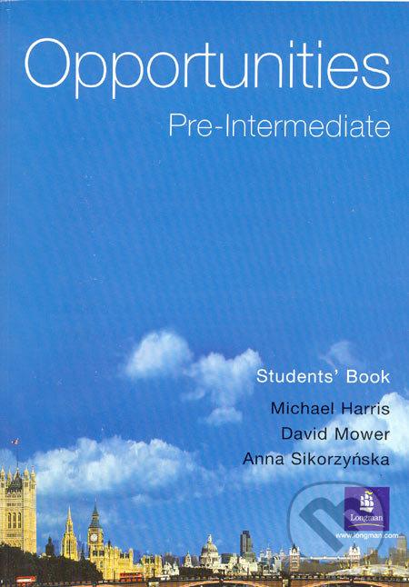 Opportunities - Pre-Intermediate - Student´s Book - Michael Harris, David Mower, Anna Sikorzyńska