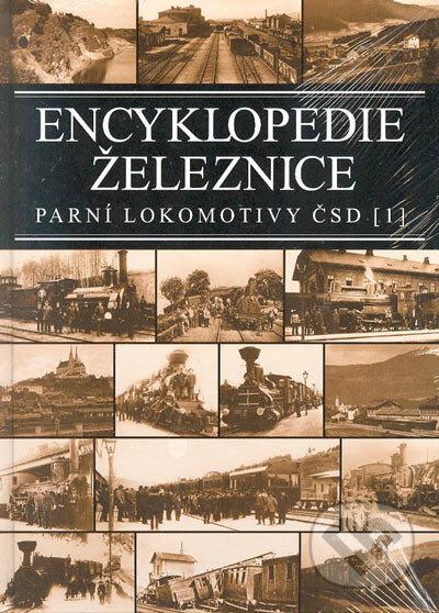 Interdrought2020.com Encyklopedie železnice - Parní lokomotivy ČSD (1) Image