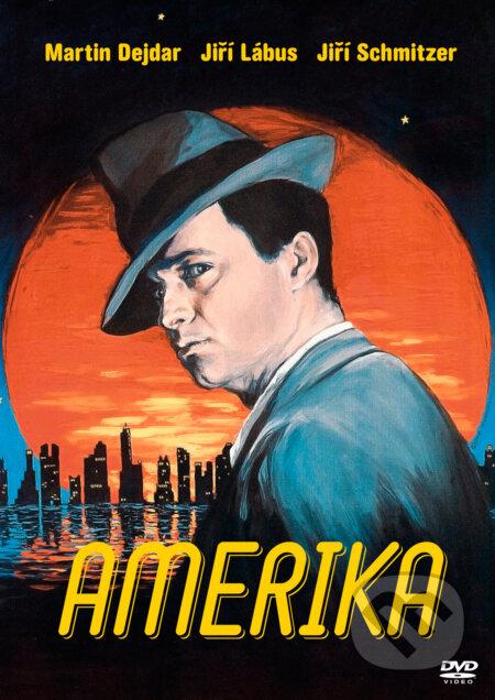 Amerika DVD