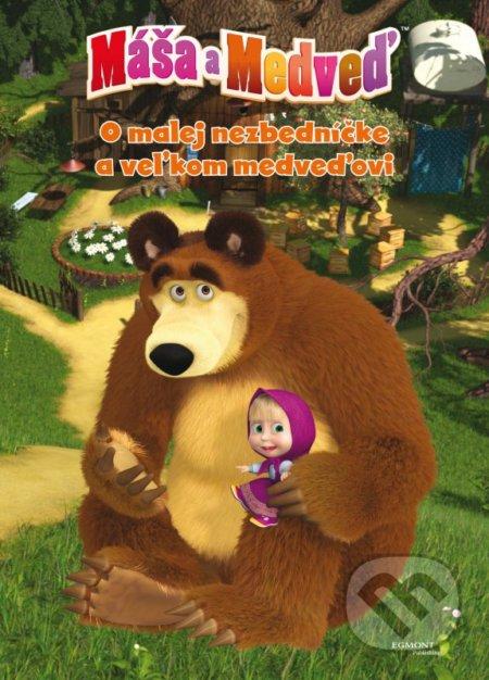 Fatimma.cz Máša a medveď - O malej nezbedníčke a veľkom medveďovi Image