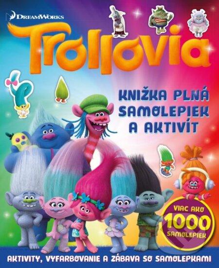 Venirsincontro.it Trollovia: Knižka plná samolepiek a aktivít Image