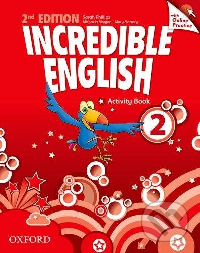 Incredible English: 2: Activity Book with Online Practice -
