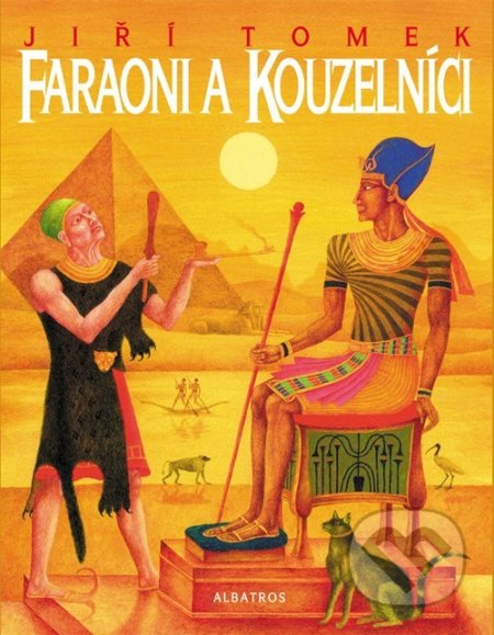 Fatimma.cz Faraoni a kouzelníci Image