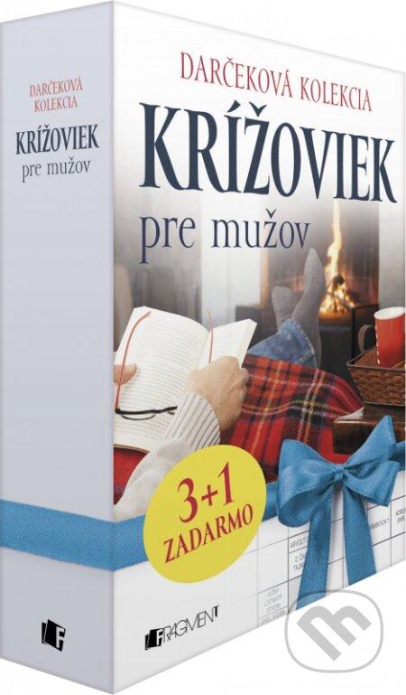 Venirsincontro.it Darčeková kolekcia krížoviek pre mužov (BOX) Image