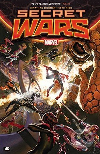 Secret Wars - Esad Ribic, Paul Renaud, Jonathan Hickman