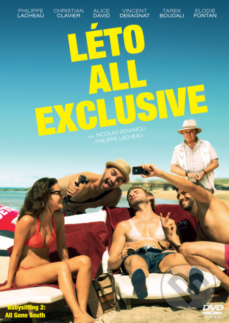 Léto All Exclusive DVD