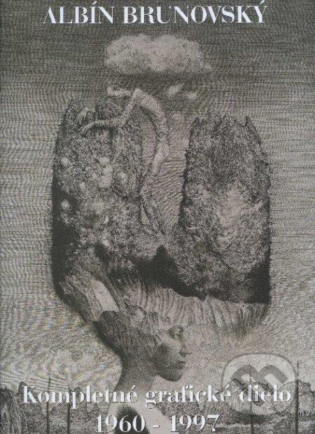 Fatimma.cz Albín Brunovský - Kompletné grafické dielo 1960 - 1997 Image
