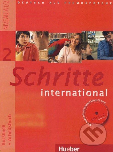 Schritte international 2 (Paket) - Monika Reimann