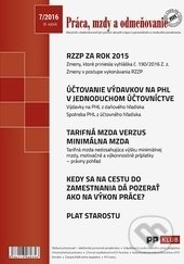 Fatimma.cz Práca, mzdy a odmeňovanie 7/2016 Image