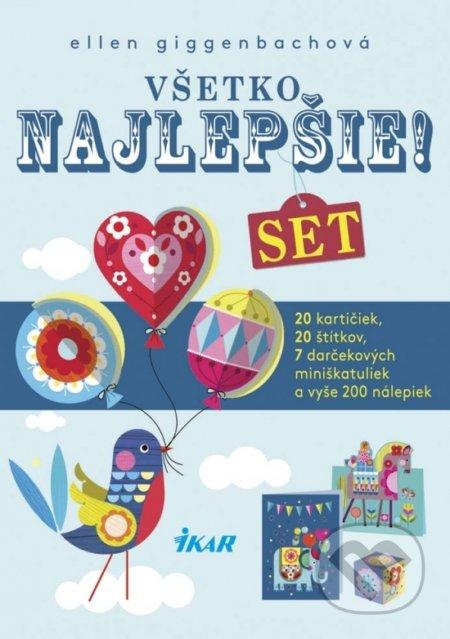 de4d11208 Kniha: Všetko najlepšie! (Ellen Giggenbach)   Martinus