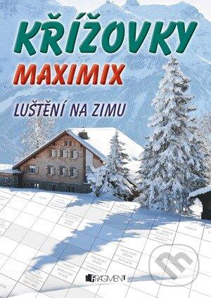 Fatimma.cz Křížovky MAXIMIX: Luštení na zimu Image