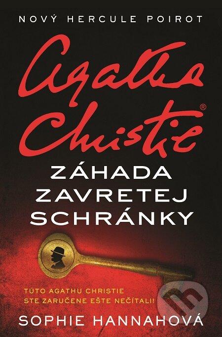 d6cf134454db E-kniha  Agatha Christie - Záhada zavretej schránky (Sophie Hannah ...