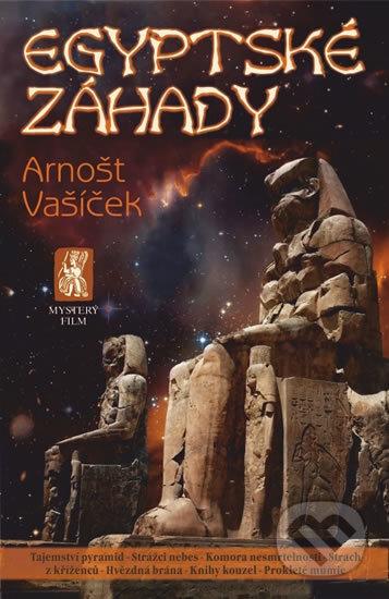Kniha: Egyptské záhady (Arnošt Vašíček) | Martinus