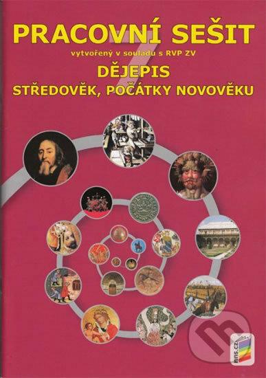Newdawn.it Dějepis 7 - Středověk, počátky novověku Image