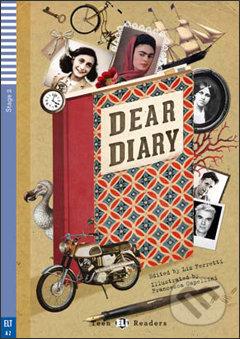 Dear Diary... - Liz Ferretti, Francesca Capellini (ilustrácie)