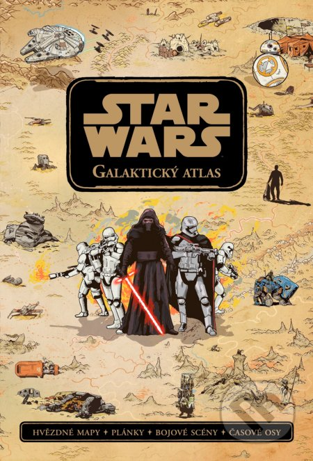 Fatimma.cz Star Wars: Galaktický atlas Image