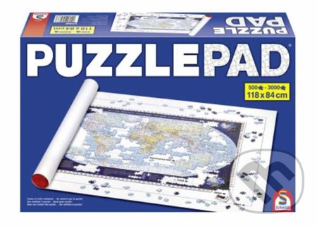 Podložka na puzzle do 3000 dielov - Schmidt