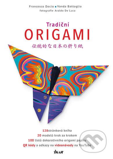 Fatimma.cz Tradiční origami (kniha) Image