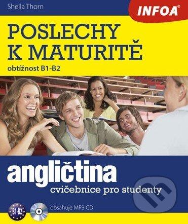 Peticenemocnicesusice.cz Angličtina: Poslechy k maturitě (B1-B2) Image