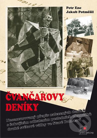 Newdawn.it Čvančarovy deníky + DVD Image