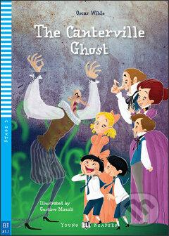 The Canterville Ghost - Oscar Wilde Retold, Jane Cadwallader, Gustavo Mazali (ilustrácie)