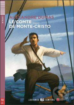 Le Comte de Monte-Cristo - Alexandre Dumas, Pierre Hauzy, Giorgio Baroni (ilustrácie)