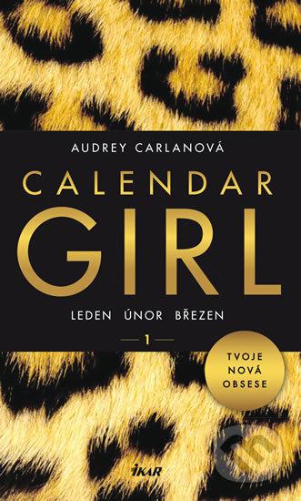 Interdrought2020.com Calendar Girl 1: Leden, únor, březen Image