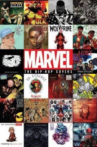 Marvel: The Hip-Hop Covers - Marvel