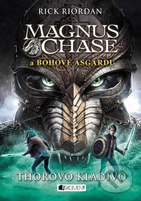 Newdawn.it Magnus Chase a bohové Ásgardu: Thorovo kladivo Image