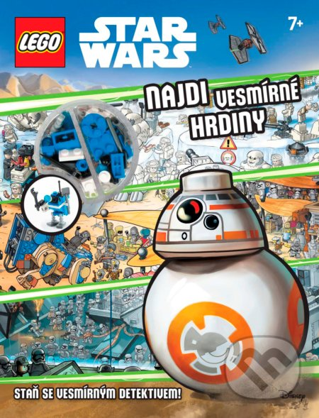 Fatimma.cz LEGO Star Wars: Najdi vesmírné hrdiny Image