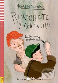 Rinconete y Cortadillo - Miguel de Cervantes Saavedra, Raquel García Prieto