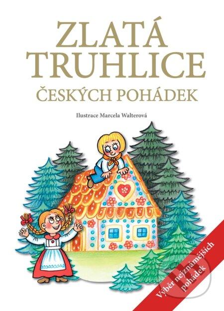 Bthestar.it Zlatá truhlice českých pohádek Image