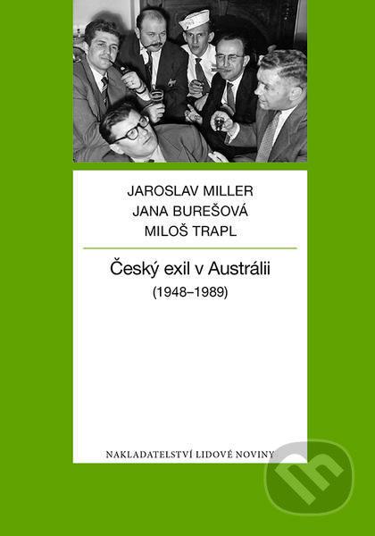 Fatimma.cz Český exil v Austrálii Image