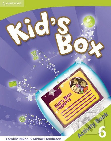 Kid's Box 6: Activity Book - Caroline Nixon, Michael Tomlinson