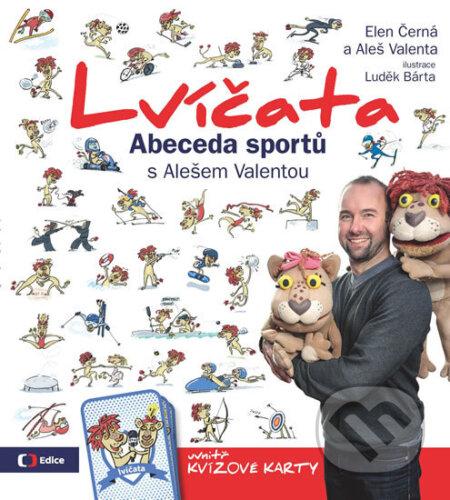 Interdrought2020.com Lvíčata - Abeceda sportů s Alešem Valentou Image