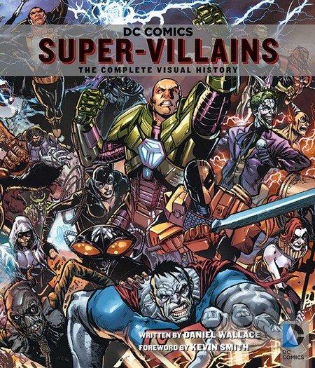 Super-Villains - Daniel Wallace