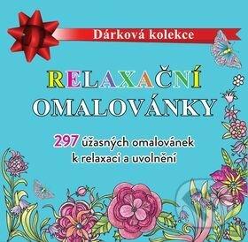 Removu.cz Relaxační omalovánky Image