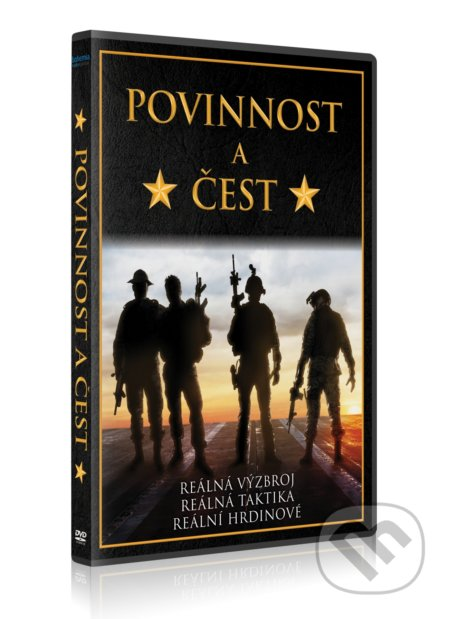 Povinnost a čest - Mike McCoy, Scott Waugh