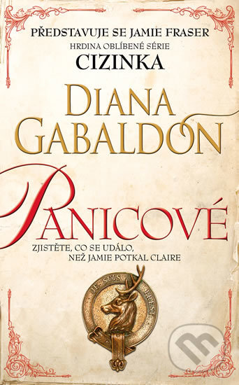 Panicové - Diana Gabaldon